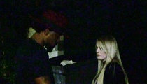 Meghan Trainor -- Off into the Sunset ... With DeAndre Jordan?!!? (VIDEO)