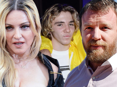Madonna -- Guy Ritchie Lawyers Up to Fight for Custody of Rocco