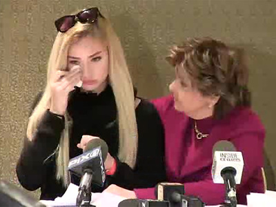 Tyga -- Relentlessly Texted 14-Year-Old Girl ... Gloria Allred Claims (VIDEO)