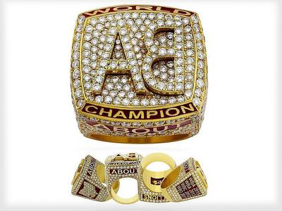 Adrien Broner -- Joins In On 'Championship Ring' Frenzy ... Drops $84k On Bling