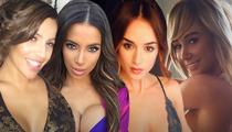 Vida Guerra & Sara Underwood -- Hot Models Sue Over Alleged Strip Club Photo Heist