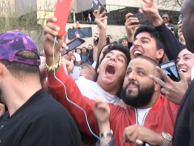 DJ Khaled -- My Fans Showed My Agents ... I'm the New Big Thing (VIDEO)