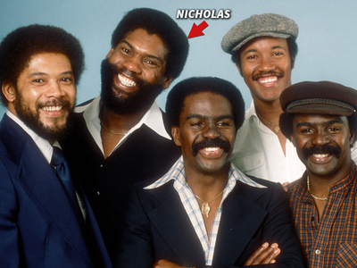 'The Whispers' Singer -- Dead at 71