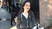 Danica McKellar -- Bottom Line ... Powerball is For Chumps (VIDEO)