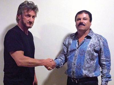 Sean Penn -- Secret Interview With El Chapo ... 'He Has Charisma'