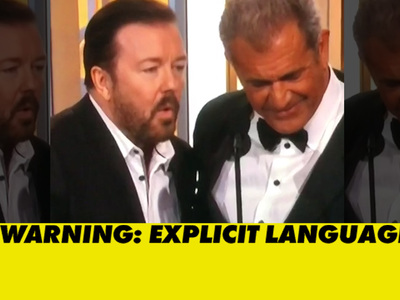 Ricky Gervais to Mel Gibson -- What The F Does 'Sugar Tits' Mean?
