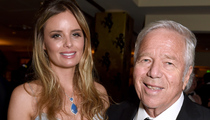 Patriots Owner Robert Kraft -- Back On With Hot GF? Partying Together In Hollywood