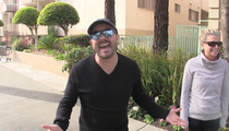 Ricky Gervais -- Things Are Cool Between Me and Mel Gibson (VIDEO)