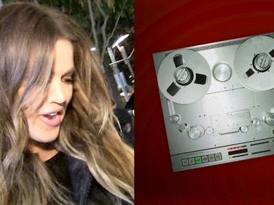 Khloe Kardashian to Lamar Odom -- Stay Outta Dirty Ass Brothels!! (AUDIO)