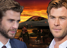TMZ's Celeb-ling Rivalry -- Chris Vs. Liam!!!