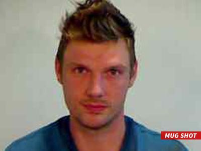 Nick Carter -- Arrested in Key West (MUG SHOT UPDATE)