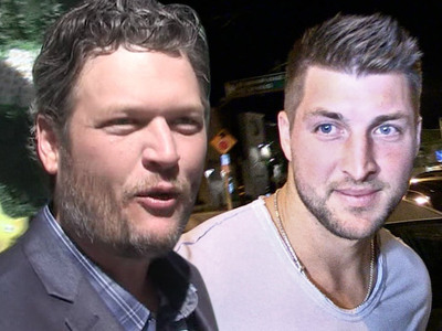 Blake Shelton -- Tim Tebow Got Screwed ... He Should Be In the NFL