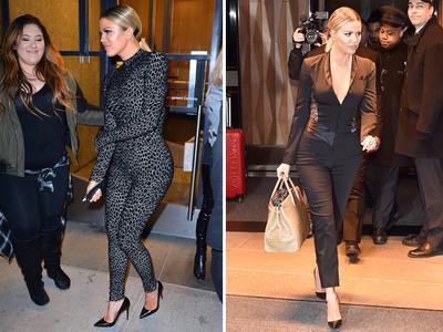 Khloe Kardashian -- MEEEEOWWW!!! (PHOTOS)