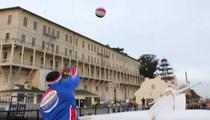Harlem Globetrotters -- Droppin' Bombs On Alcatraz ... (Great Video)