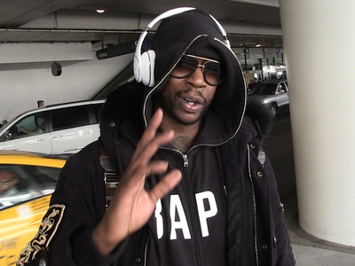 2 Chainz -- I'll Let C-Murder Diss Slide ... He's Got Prison Problems  (VIDEO)