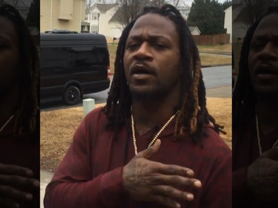 Pacman Jones -- Apologizes To Antonio Brown ... Guess the Injury Was Real