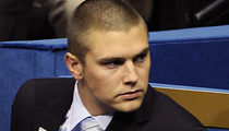 Sarah Palin's Oldest Son, Track Palin, Arrested on Domestic Violence Charges