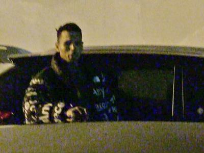 Chris Brown -- Hanging with My Boy Scott Disick ... I'm No Longer a Pimp (VIDEO)