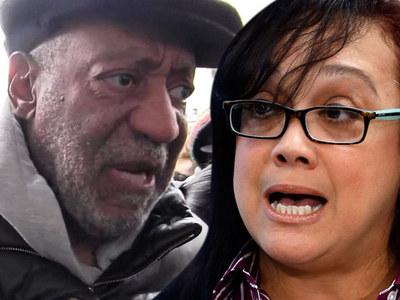 Bill Cosby Accuser -- Defamation Case Dismissed