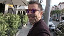 Italian Soccer Legend -- Props to Olive Garden ... It's Legit (VIDEO)