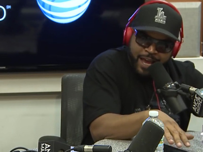 Ice Cube -- 'Maybe We Shoulda Put a Slave in Straight Outta Compton' (VIDEO)