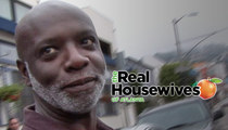 'RHOA' Star Peter Thomas -- Alleged Bar Brawl Was Really Just a Drunk Guy on Icy Ground