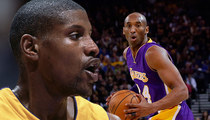Kobe Bryant -- PUNCHED ME OVER $100 IN '02 ... Ex-Teammate Says