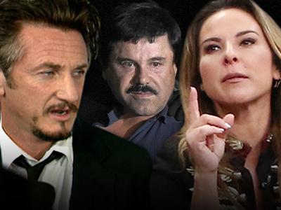 Kate del Castillo -- Sean Penn Screwed Me Over with El Chapo Story