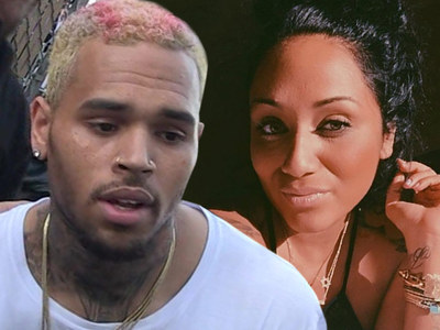 Chris Brown's Baby Mama -- You Gave Our Kid Asthma with Your Weed
