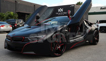 Red Sox Yoan Moncada -- I Dropped $45k ... To Give My Beamer The Glow (PHOTOS)