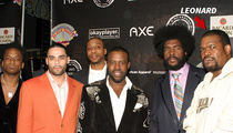 The Roots -- Ex-Bass Player Sues ... They Stiffed Me After Cancer