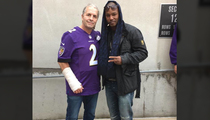 WWE Legend Bret Hart -- Teams Up With Cam'ron ... Sharpshooter Rap!