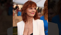 Susan Sarandon - Lots of Support At SAG Awards