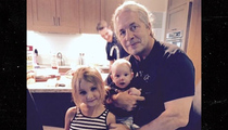 Bret 'Hitman' Hart -- I'm Battling Prostate Cancer ... I'm Not Afraid!!