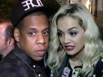 Jay Z's Company Sues Rita Ora -- We Didn't Screw You, You Screwed Us