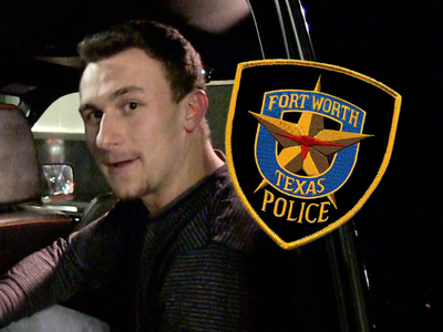 Johnny Manziel -- Cops Say Helicopter was Justified ... No Special Treatment
