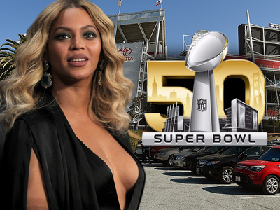 Beyonce's Boobs -- Super Bowl Prop Bet ... Cleavage Or Nah?