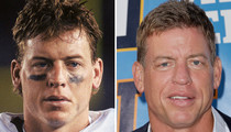 Troy Aikman -- Good Genes Or Good Docs?