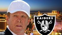 Raiders Owner Mark Davis -- Yep, I Own LasVegasRaiders.com ... Here's Why