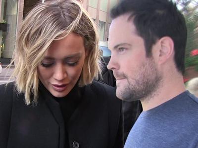 Hilary Duff, Mike Comrie -- Divorce Final ... Rich Property Split