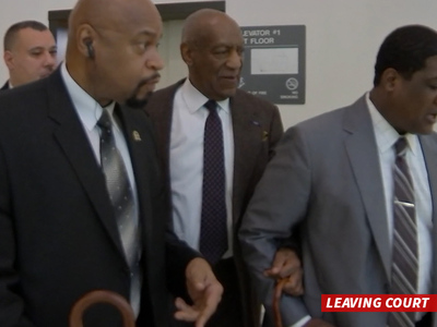 Bill Cosby -- Sexual Assault Case Will Go Forward