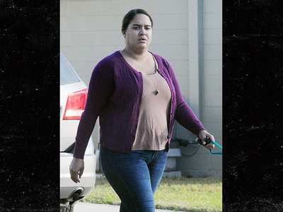 O.J. Simpson's Daughter Sydney -- 22 Years After Mother's Murder (PHOTO)