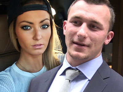 Johnny Manziel -- Ex-Girlfriend Colleen Crowley Gets Protective Order