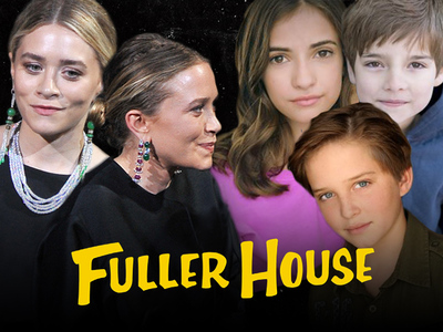 Netflix's 'Fuller House' -- Kids Make WAY More than Olsen Twins