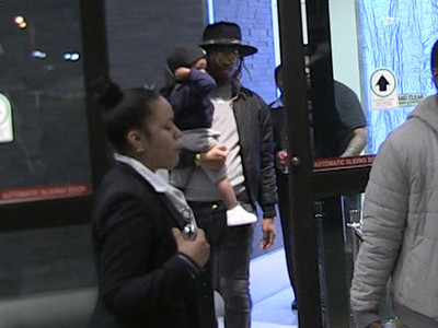 Future -- Finally, I Get to Be a Doting Dad (VIDEO)
