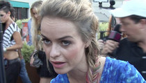 Taryn Manning -- Suing New York City ... Cops Had No Right To Bust Me!!!
