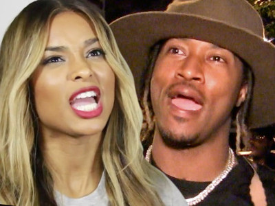 Ciara Sues Future -- Calling Me a Bad Mother Is Gonna Cost You $15 MILLION!
