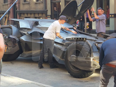 New Batmobile -- Wait'll They Get a Load of Me (VIDEO)