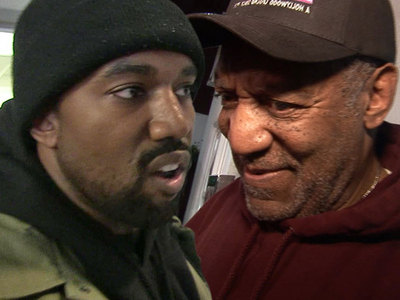Kanye West -- Get Off Bill Cosby's Back ... He's NO Rapist!