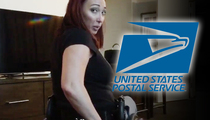 Amy Van Dyken -- USPS Apologizes ... Sorry We Blocked Disabled Parking Spot